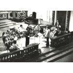 Als Solist mit den Festival Strings Lucerne, Dezember 1978