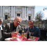 Mit Ulf Hoelscher, 2010